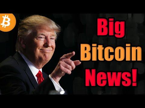BREAKING: America May Lead Bitcoin's Bull Run   President Donald Trump Will Need To React