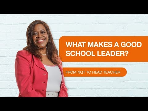 What makes a good school leader? - Reed Education