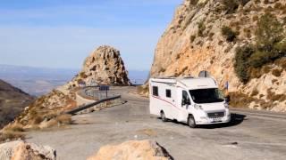 Caravan Life Nro 15 Camping Alto de Vinuelas-Granada & Sierra Nevada