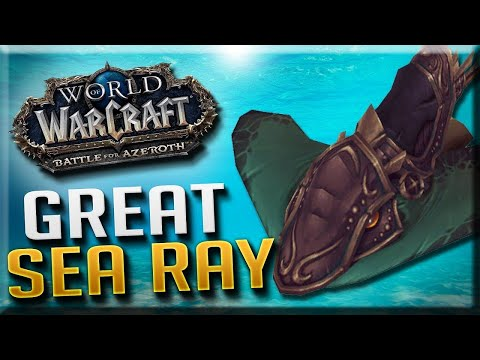 How To Catch The Great Sea Ray