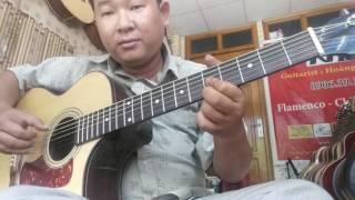 Con đường xưa em đi - guitar solo