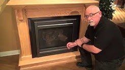 Construction and Supply, LLC Gas Fireplace Operation