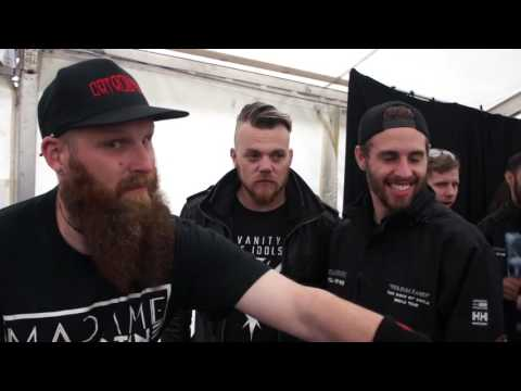 The Raven Age Interview Download Festival 2016