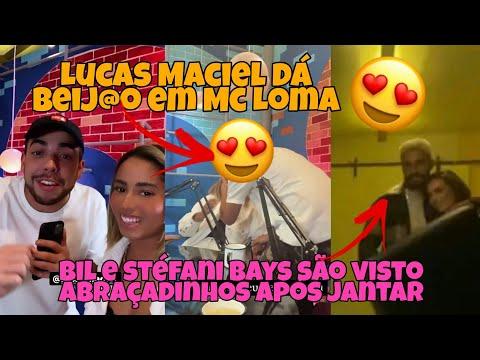 Lucas Maciel dá