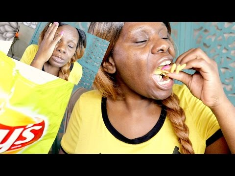 Eating Chips ASMR Dill Pickle/Lays $150 Lost