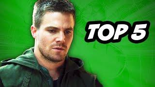 Arrow Season 3 Episode 2 - TOP 5 WTF Moments