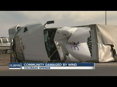 How windy is it? Gusts hitting 101 mph