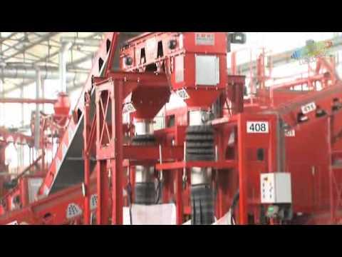 Europe Fers et Metaux pioneira na Europa em reciclagem industrial