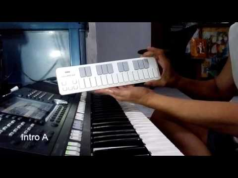 Style Gemu famire / Maumere Versi Africa, Yamaha PSR s970, Korg Nano keys2, Andreas W Christyo