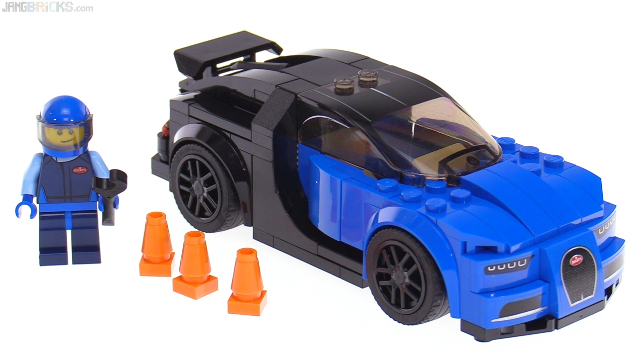 lego speed champions bugatti chiron review 75878 youtube. Black Bedroom Furniture Sets. Home Design Ideas