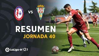 Resumen de CF Rayo vs Córdoba CF (0-0)