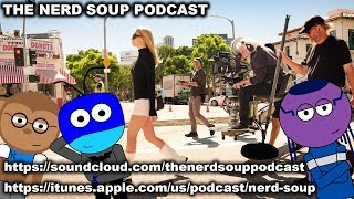 Birds of Prey & Once Upon A Time In Hollywood - The Nerd Soup Podcast!