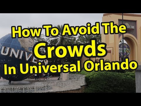 How To OUTSMART The Crowds In Universal Orlando And Islands Of Adventure