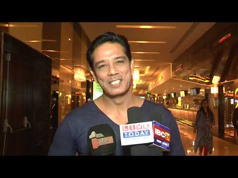 Crime Patrol Host Anoop Soni At the Launch of Johny Lever And Kiku Sharda's SAB TV Show 'Partners'