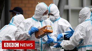 Baixar Coronavirus updates from around the world - BBC News