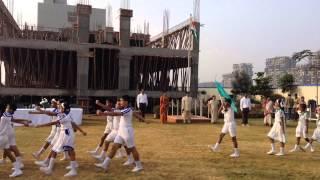 65th Republic Day Flag Hoisting Ceremony at S B Patil Public School, Ravet, Pune