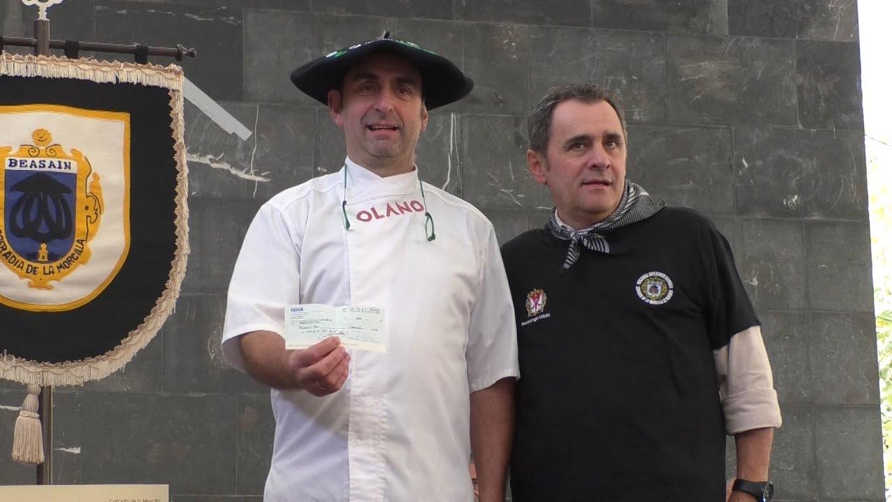 Olano Harategiak irabazi du 6. urtez Beasaingo Odolki txapelketa