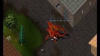 "UOSharp - Your own ""Ultima Online""-Server"