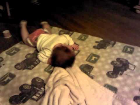 Baby Hits Head Off Floor Youtube