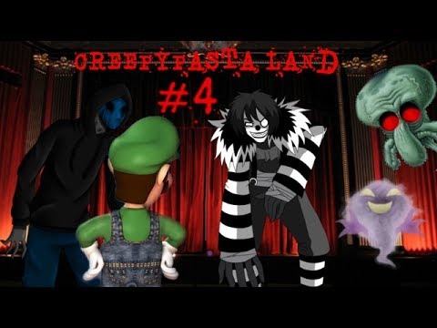 CREEPYPASTA LAND Demo - Part 4 - THEATER OF DOOM!