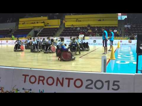 Toronto 2015 Pan Am Games - Music Video Montage