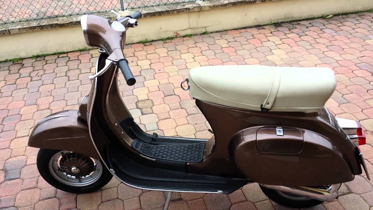 vespa 125 primavera youtube. Black Bedroom Furniture Sets. Home Design Ideas