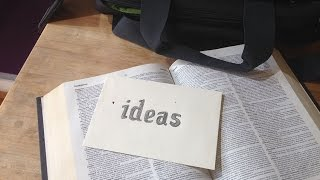 Share #IdeasNoted with Moleskine and TED