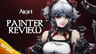 AION 7.0 New Class PAINTER Review