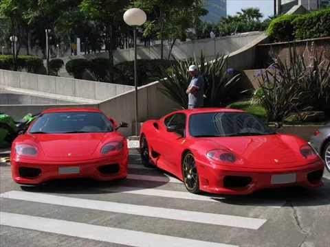 Amazing Cars In Sao Paulo 1