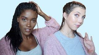Trying To Do Makeup Like Beauty Gurus
