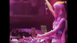 Paris Hilton's summer DJ residency at Amnesia in Ibiza