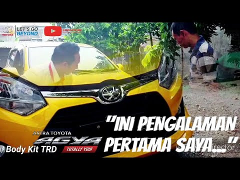 Interior New Agya Trd 2017 All Kijang Innova Tipe Q Toyota 1 2 Review Delivery Vlog