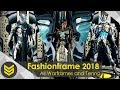 Warframe: My All Color Schemes 2018 | #fashionframe