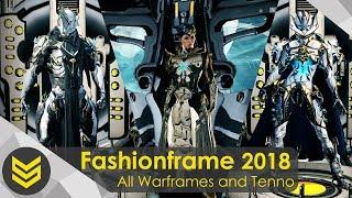 Warframe: My All Color Schemes 2018   #fashionframe