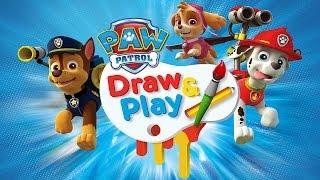 PAW Patrol Draw & Play (Nickelodeon) - Best App For Kids