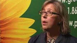Green Party Nomination - One on One with Elizabeth May