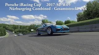 iRacing VR - Porsche 911 GT3 Cup @ Nürburgring Combined - Gesamtstrecke 24h