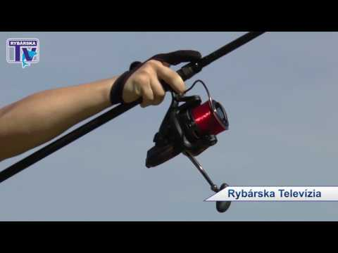 Televízny Test: Test Feeder Prútov - Nahadzovanie S Krmítkom (Rybárska Televízia)