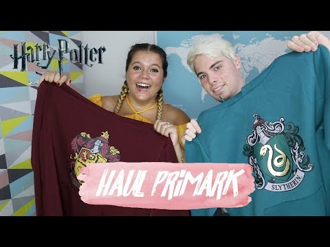 "HAUL | COLECCIÃ""N HARRY POTTER PRIMARK | Laura Yanes"