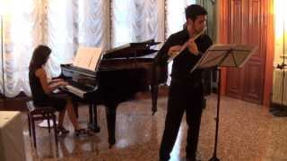 Duo Cagno - Street Tango (A.Piazzolla)