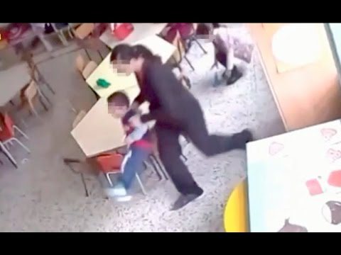 Teachers Arrested After Hidden Camera Catches Them Doing This To