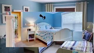 14 Adorable Child's Room Designs In Light Blue Color