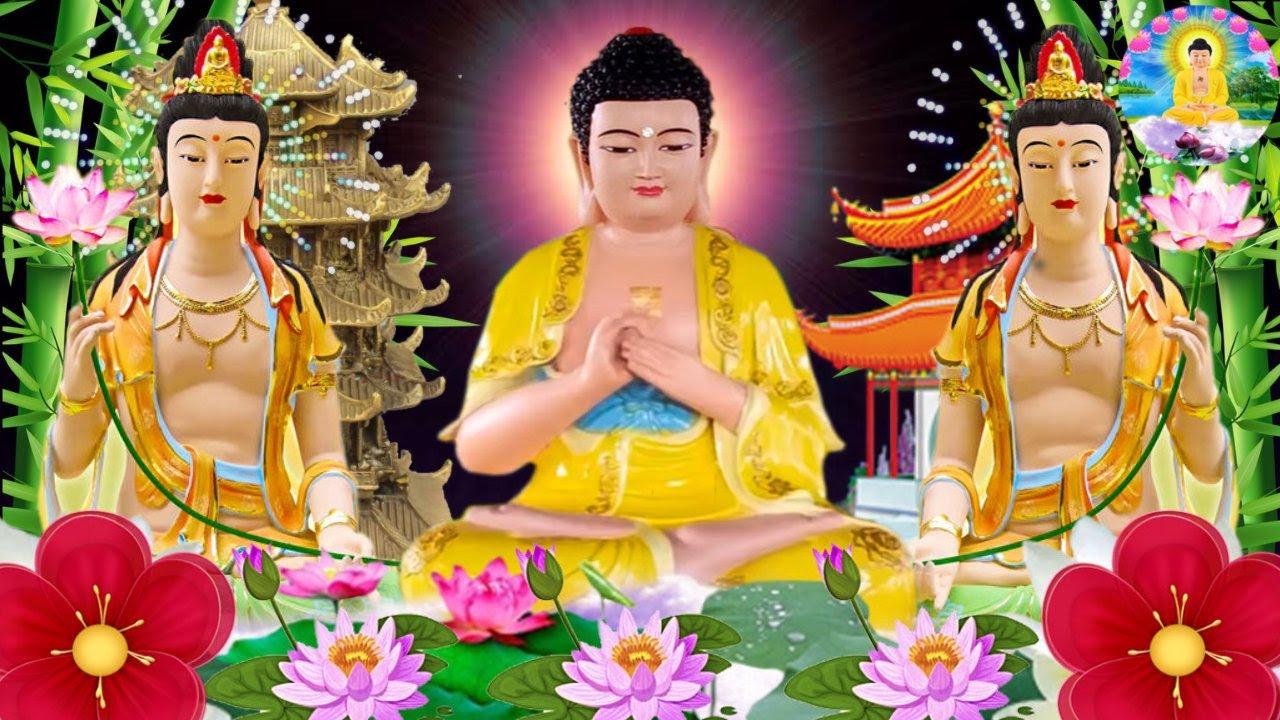 Sáng 23 Âm Mở Kinh Phật Sám Hối Cả Ngày Bình An Tài Lộc Thịnh Vượng - Tụng Kinh Phật