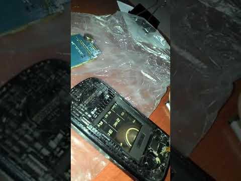 Placa Com Display Lcd Para Samsung Gt E1190 E1195 E1150