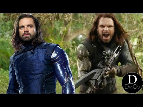 Why Did Bucky's Arm Disappear At The End Of Infinity War? | Avengers: Infinity War SPOILERS