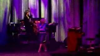 Tori Amos in Dallas 2007- SHE'S YOUR COCAINE/SWEET THE STING