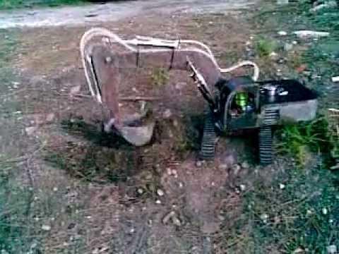 Adattatore per trattore con guida da terra: come costruire ...