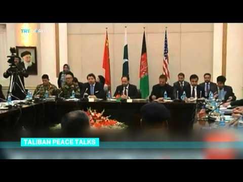 US, China, Pakistan, Afghanistan meet in Kabul for Taliban peace talks