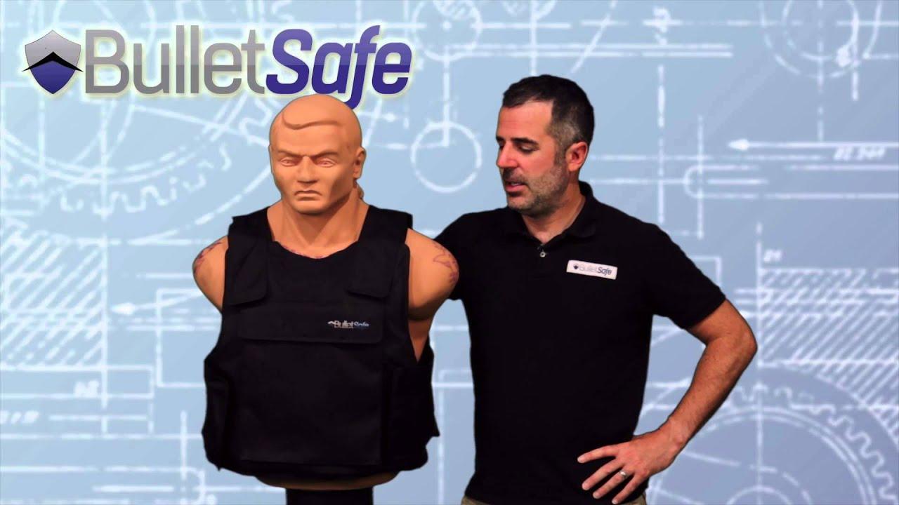 BulletSafe Bulletproof Vest - Brand New - Level IIIA