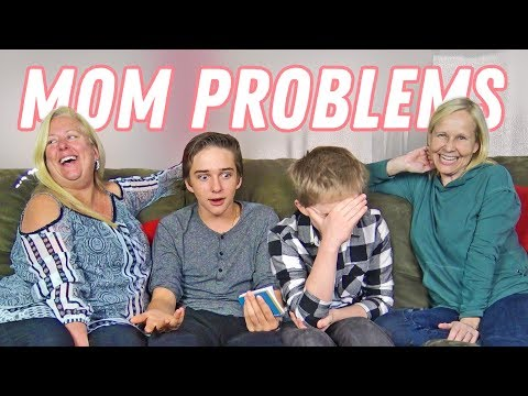 ANNOYING THINGS MOMS DO FT. MICHAEL CAMPION